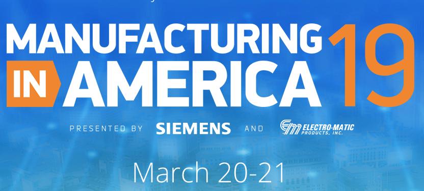 Manufacturing in America logo
